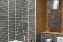 mid century modern bathrooms