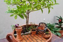 mini bahçeler