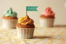 FOOD • Cupcakes