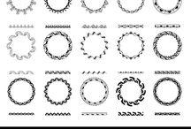 mandalas circulares
