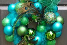 wreaths id like to make / by Brianna Maynard