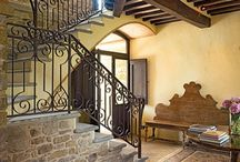 Tuscan decor  / by Laura Cannon