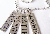 Jewelry  / by Kristen Kirby Tinoco