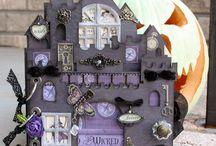 Halloween Scrapbooking / by Wendy