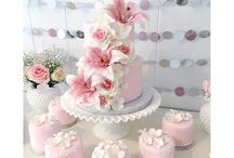 Party Inspiration / Party decor and inspiration. Dessert Tables, Specialty Cakes, Favors, and more!