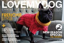 SS15 LoveMyDog Collection / The LoveMyDog SS15 Collection. Find out what's new and what makes us so special.