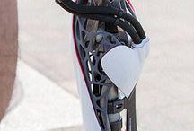 Cyborg Leg