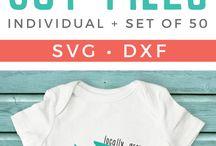 SVG + Cut Files