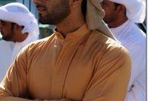 MIDDLE EASTERN MAN ... Masyaa Allah ... Wonderful Handsome Man
