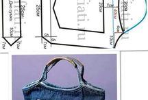 Borse - Cartamodelli