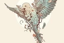 Chicks / I love the little birdies ... / by Dewi Faulkner