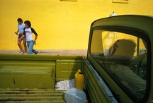 """Constantine Manos / (Wikipedia) Constantine """"Costa"""" Manos, born 1934 in South Carolina to Greek immigrant parents, is an American photographer known for his images of Boston and Greece. His work has been published in Esquire, Life, and Look. He is a member of Magnum Photos. / by Ton Roque"""