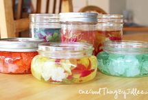 DIY Recipes for all things  / by Kerri Rayford