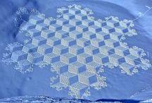 Snowshoe Art!