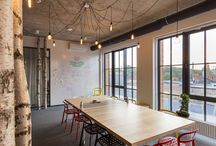 Smart Office Space