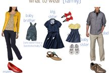 what to wear | family / by Megan Moore