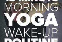 Trening og yoga