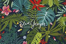 Fine&Candy with BlueGinger by RaquelStrada