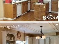 Kitchen ideas / by Emily Schacht