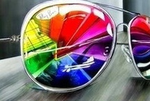 Colour My World / Colours / by Neetu Singh