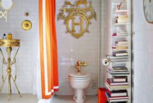 bathrooms / by Blair Dysenchuk