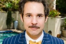 It's Paul F Tompkins Time / My strange affections for comedian Paul F Tompkins.  And no this isn`t a digital version of a serial killer`s scrapbook. / by Kathy Russell