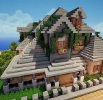 minecraft homes