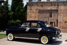 Coches para Bodas Soria / Cars for weddings / Coches Clásicos de alquiler con chófer para bodas en Soria y ciudades limítrofes.