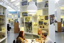 Offices and public spaces