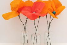 Handmade Flowers / by Lauren Miller