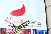 Kanku Events / Kanku is an event management, advertising, brand management and integrated marketing communications agency based Udaipur, Rajasthan, India. The experienced team at Kanku thinks with their customer hats on, delivering customized solutions tailored to every client's need.