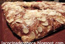 Recetas de postres y dulces / Recetas de cocina para preparar todo tipo de postres y elaboraciones dulces, repostería y confitería | Sweet recipes and desserts