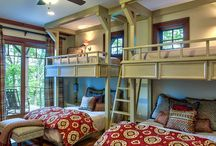 If I had a cabin get-away.... / by Andrea Parker Alldredge