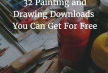 Идеи статей для Школы рисования