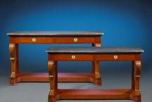 19th Century Tables