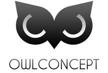 Owl advertising - logo