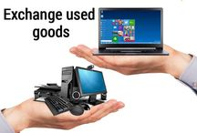 Exchange / Barterkiya.com is a fast growing free classifieds website and app where the users can list their used goods for exchange.