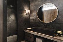 Dark Bathroom Ideas