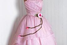 короткие платьица / платья