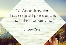 Travel Quotes / by Base Backpackers