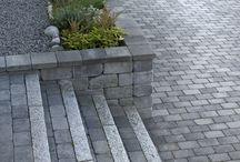 Aaltvedt Rådhus / Rådhus belegningsstein gir et eksklusivt og kontinentalt inntrykk.