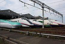 pociągi