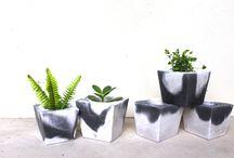 Concrete Planters / Concrete Planters