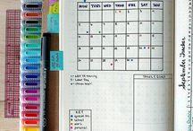 Kalendáře / Diáře