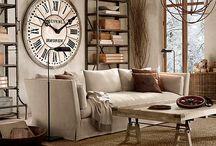 Industrial furniture ideas