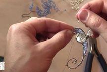cavallucci marini wire e cristalli