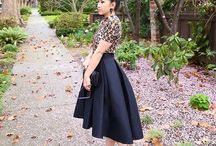 modest and beautiful style