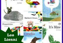 Children's Books / by Pei-Jung Lin