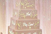 Wedding Cakes animated