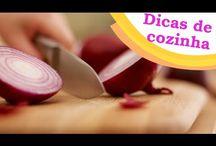 Cozinha / Receitas, Dicas e truques